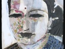 Ibu Biru by Jean Michel Aucler