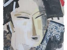 Geisha 2 by Jean Michel Aucler