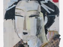 Geisha 1 by Jean Michel Aucler