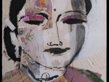 Ibu Merah Muda by Jean Michel Aucler