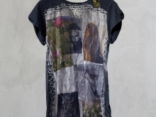 Shadows Dust, YOKII T-shirt's handmade