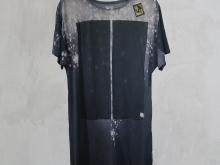 Black Blocks, YOKII T-shirt's handmade