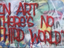 In Art There's No Third World