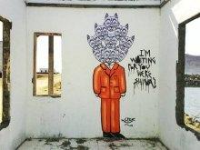 Evgeny Bam's Mural