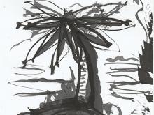 9. Bali Life Palm Tree #4