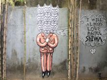 Evgeny Bam's Mural Art
