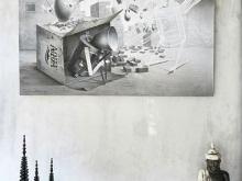 Stop The War by L. Fauzi