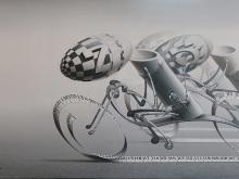 Race  by L. Fauzi