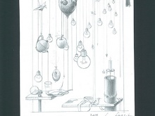 Hanging - Sketch by L. Fauzi