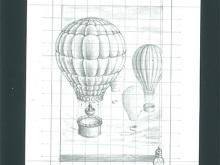 Love In The Air - Sketch by L. Fauzi