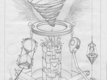 Someday - Sketch by L. Fauzi