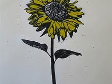 Sunny Flower #4