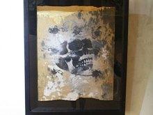 Charcoal Skull by YOKII