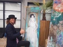 Yokii Exhibition at Taman Antik St Tropez