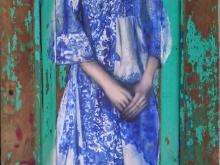 China Blue No. 3 by Yokii
