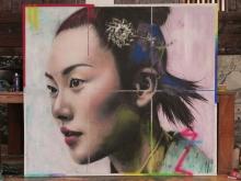 Liu Wen I by Yokii