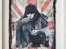 Keith Richards by YOKII