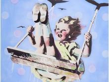 Swing Girl by Yokii