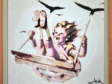 Swing Girl 2 by Yokii