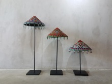 Lampung Beaded Farmer Hats