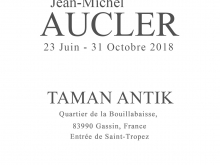 Jean-Michel Aucler x Taman Antik