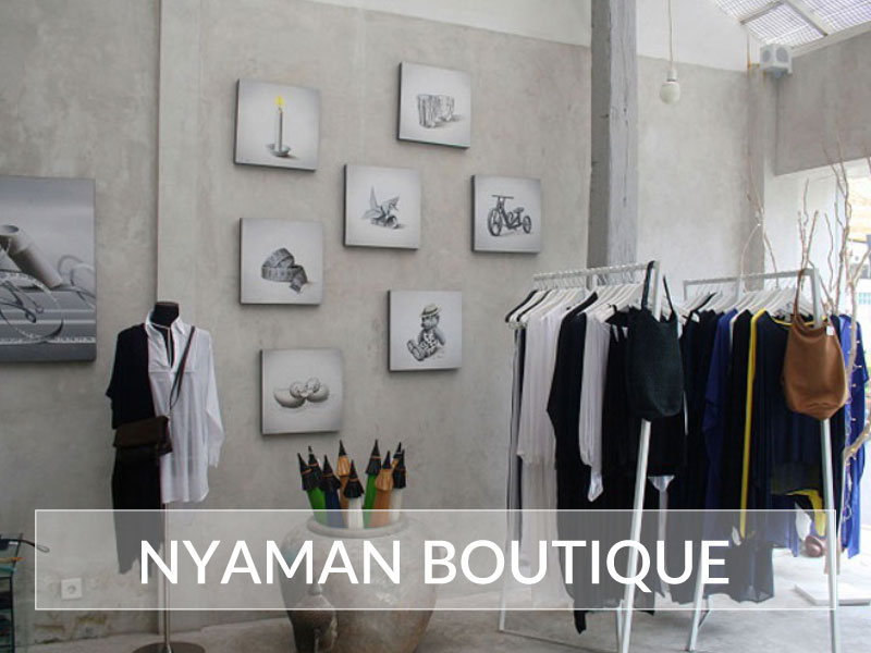 Boutique Room