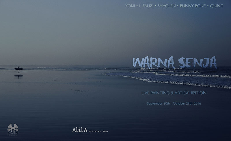 Warna Senja Exhibition
