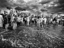 Upacara Air Laut by Yoga Raharja