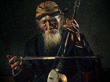 Old Rebab Master by Yoga Raharja