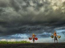 Cloudy by Yoga Raharja