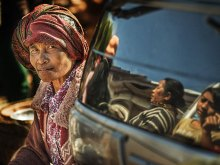 Reflection On the Market by Yoga Raharja