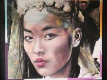 Liu Wen II by YOKII
