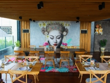 Yokii Painting at Four Points Seminyak