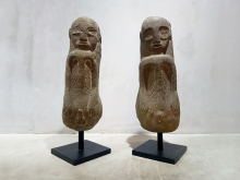 st005_Sulawesi-Carved-Lime-Stone-C-with-stand